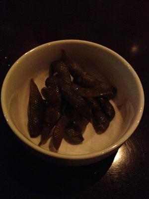 枝豆しょうゆ味