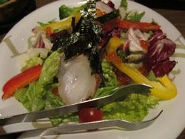 笑笑海鮮サラダ