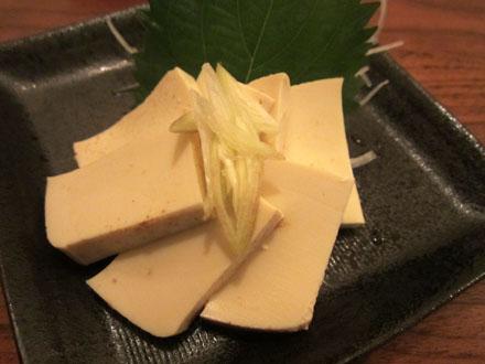 だし〆豆腐のおつくり