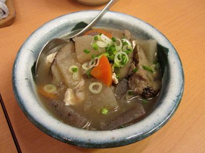 牛筋煮込み豆腐