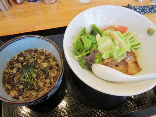 「野菜冷しつけ麺」の並