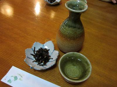 まずは「久保田」の百寿を常温で