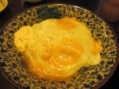玉子焼き(キャベツ付)