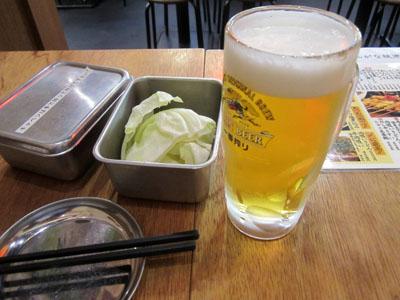 生ビールで健康に乾杯!