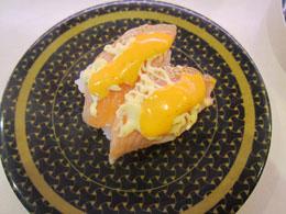 炙りとろサーモンチーズ