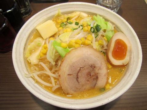 会津蔵出し合せの「味噌ラーメン」