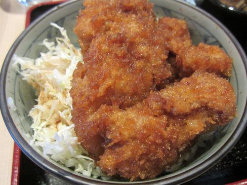 「八海食堂」の「新潟タレカツ丼」
