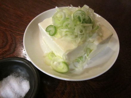 榎本豆腐店の濃厚豆腐