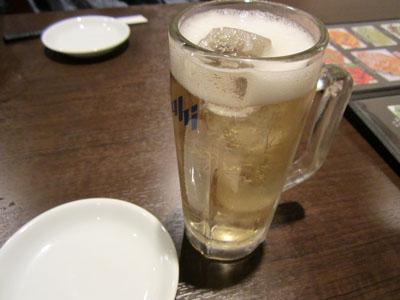 上海ハイボールで乾杯