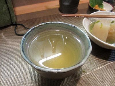出汁割り日本酒