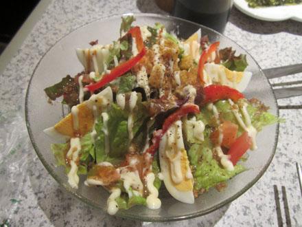 花暖サラダ