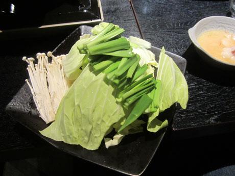 野菜を追加