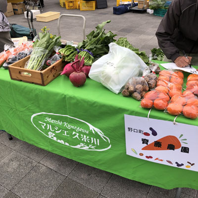 斎藤農園の野菜