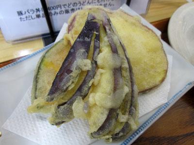 ミニ天ぷらセット