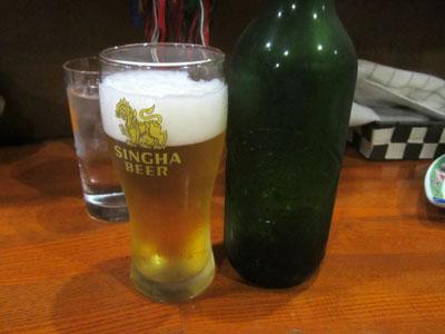 ハートランドビールで乾杯