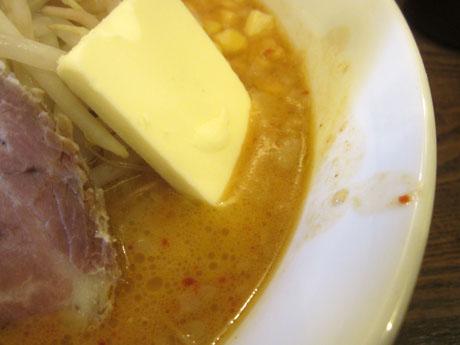 見るからに濃厚なスープ