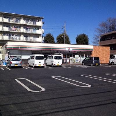 リニューアルした「セブンイレブン廻田町店」