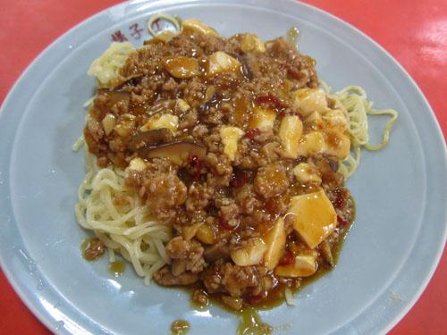 これが麻婆炒麺