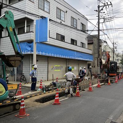 いつの間にか閉店していた「スリーエイト久米川店」