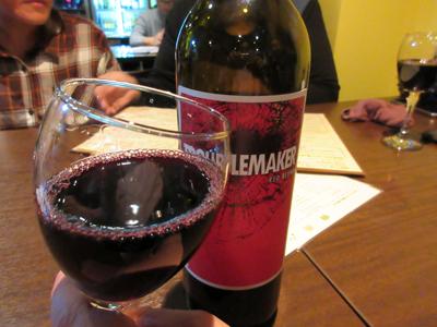 「トラブルメーカー」という名の赤ワイン