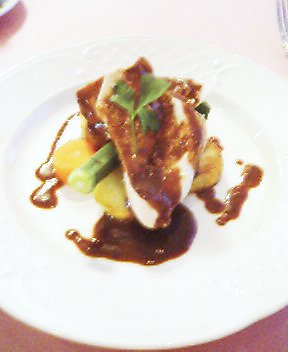 津軽鶏の胸肉