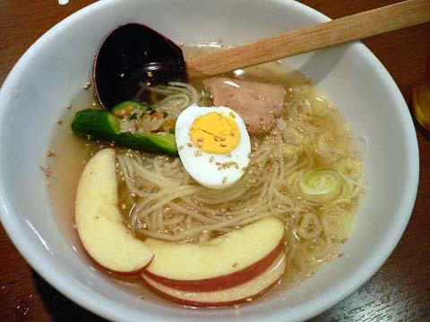 ランチ冷麺