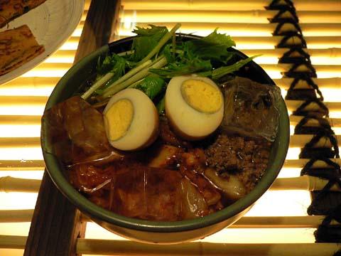 ジャパニーズ冷麺