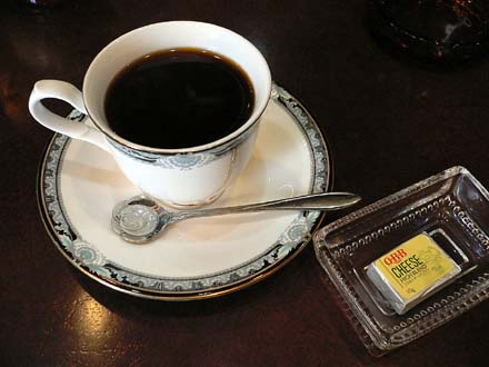 コーヒー「ポイント」