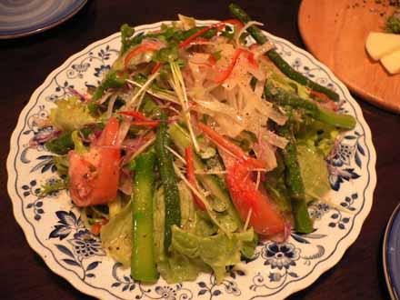 ガルボ風サラダ