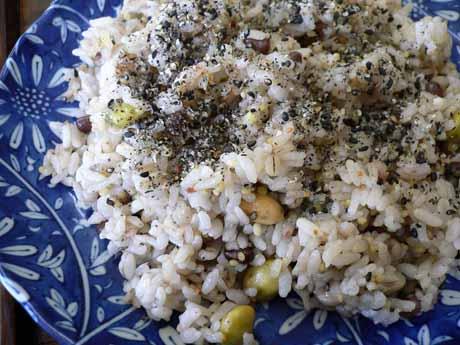 これが八穀米