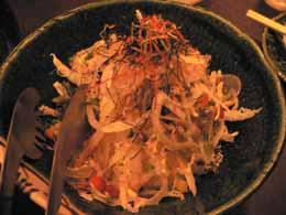 17品目の和風サラダ
