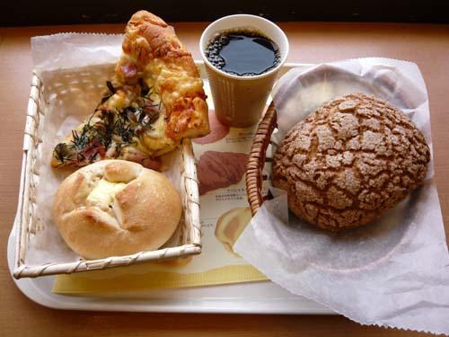 この日の私の選んだ朝食