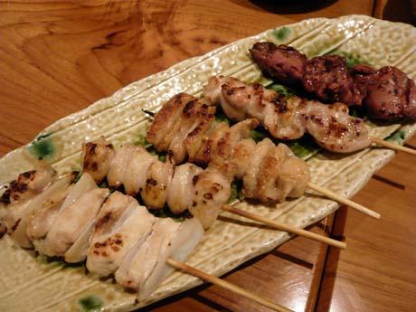 おまかせ串盛り5種