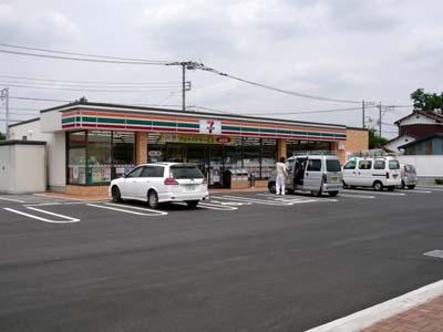 「セブンイレブン 東村山久米川町3丁目店」