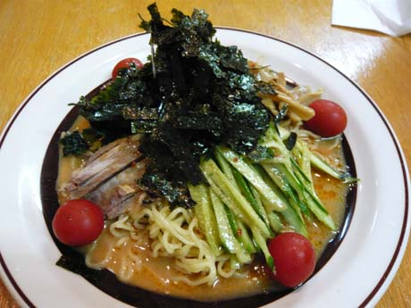 上海冷し麺