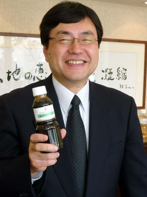 この笑顔からもわかるように、竹田社長はとにかくいい人なのだ