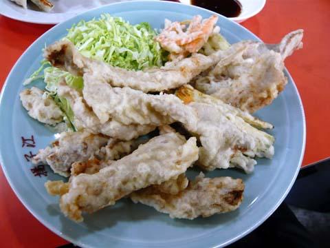 これが「肉の天ぷら」