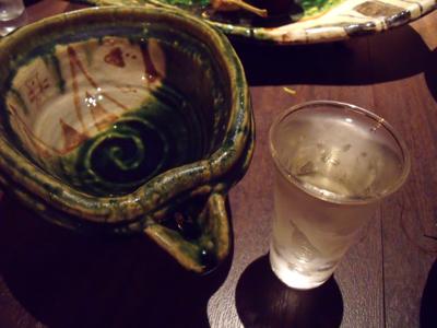 日本酒もシャレている