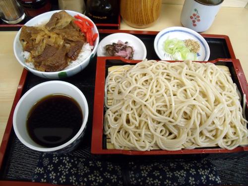 ミニ生姜丼もりセット