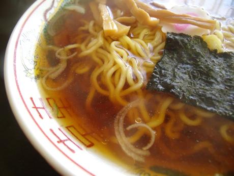 この澄んだスープ! 旨そう!