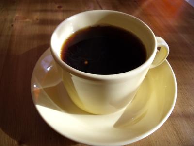 200円でコーヒーのお代わりができるのだ
