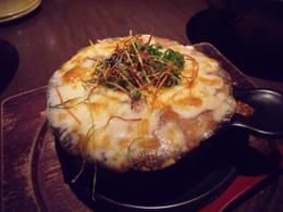 チーズグラタン