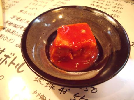 豆腐よう辛口
