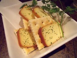 特製スモークチーズ