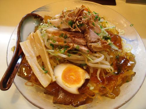 冷え冷え夏麺~あゆみ風~