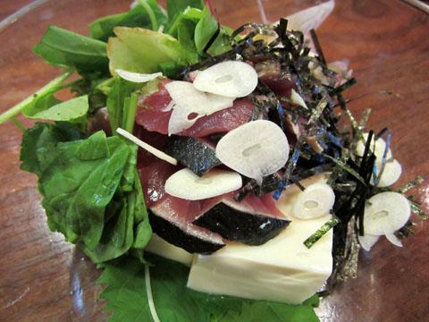 「鰹豆腐」という料理なのだ