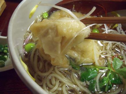 湯葉の天ぷら