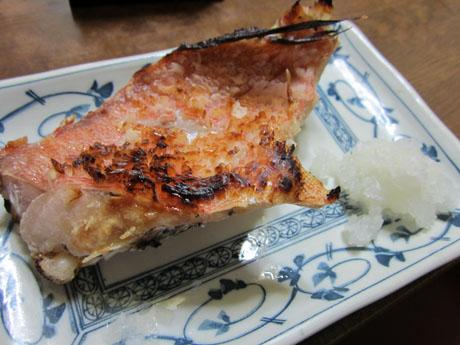 タイ粕焼き