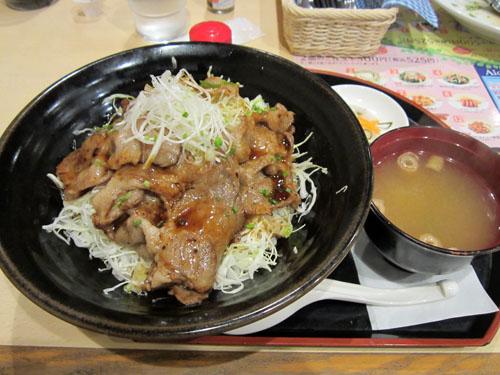 鹿児島県産 黒豚丼 醤油だれ