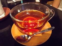 カミさんは紅茶